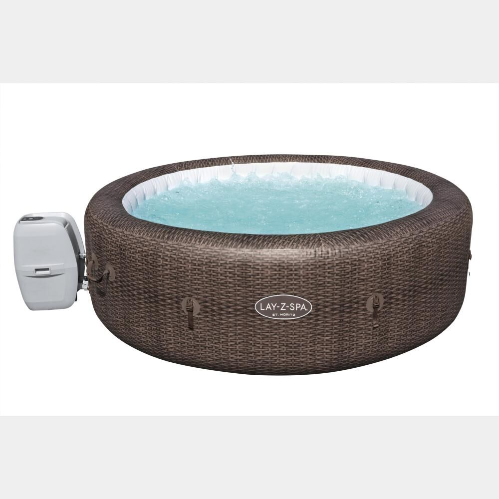 Spa Inflable St. Moritz Airjet Bestway / 5-7 Personas image number 4.0