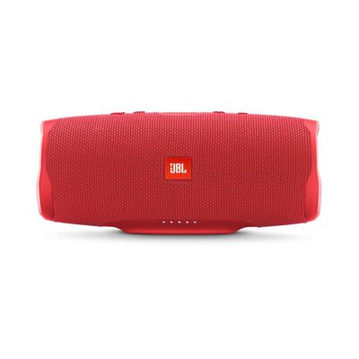 Parlante Jbl Charge 4 Bt Red