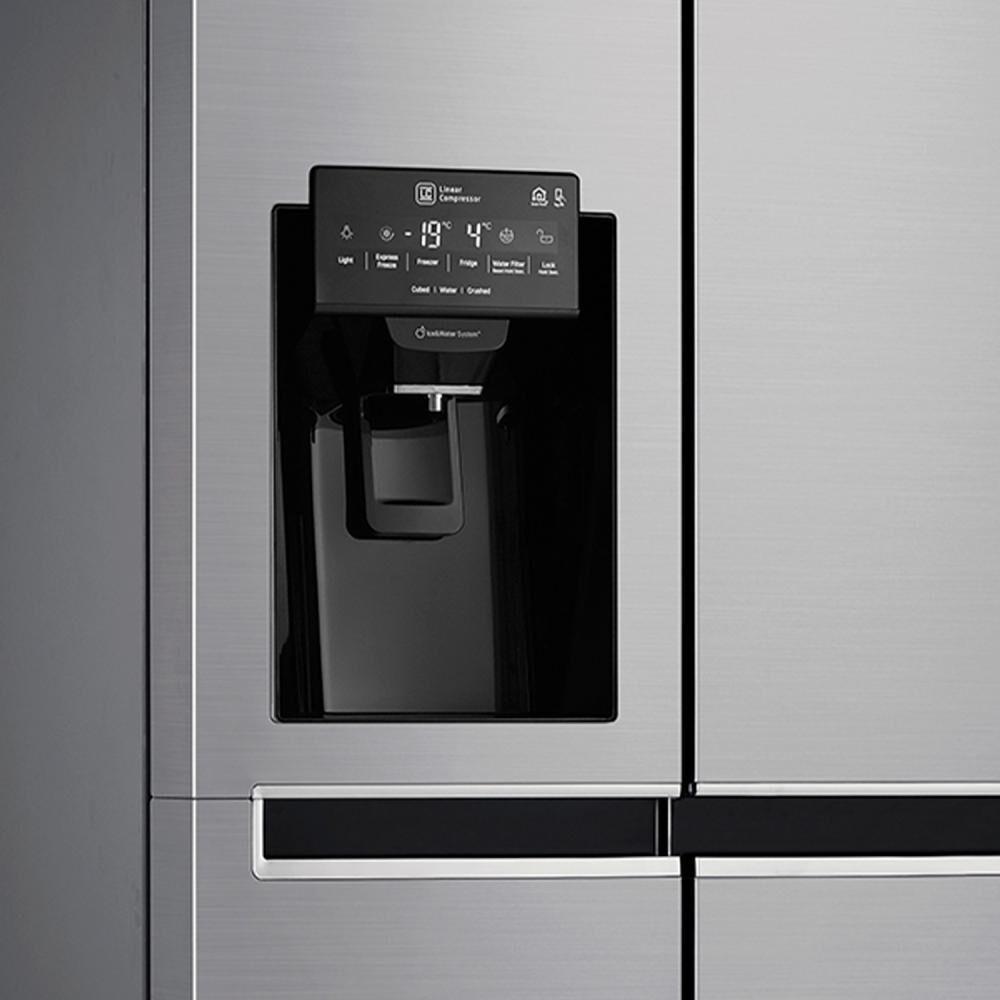 Refrigerador Side By Side LG GS65SPP1 / No Frost  / 601 Litros image number 9.0