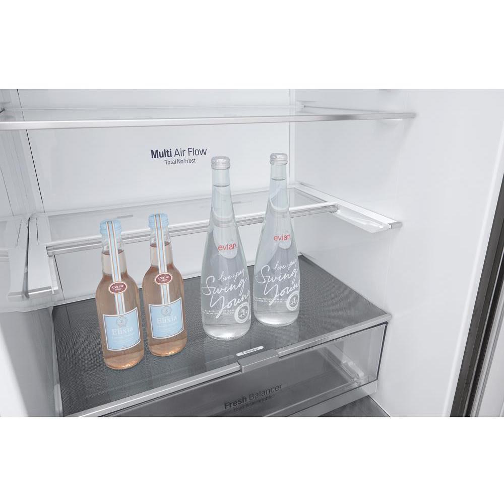 Refrigerador Bottom Freezer LG LB45SGP / No Frost / 442 Litros image number 11.0