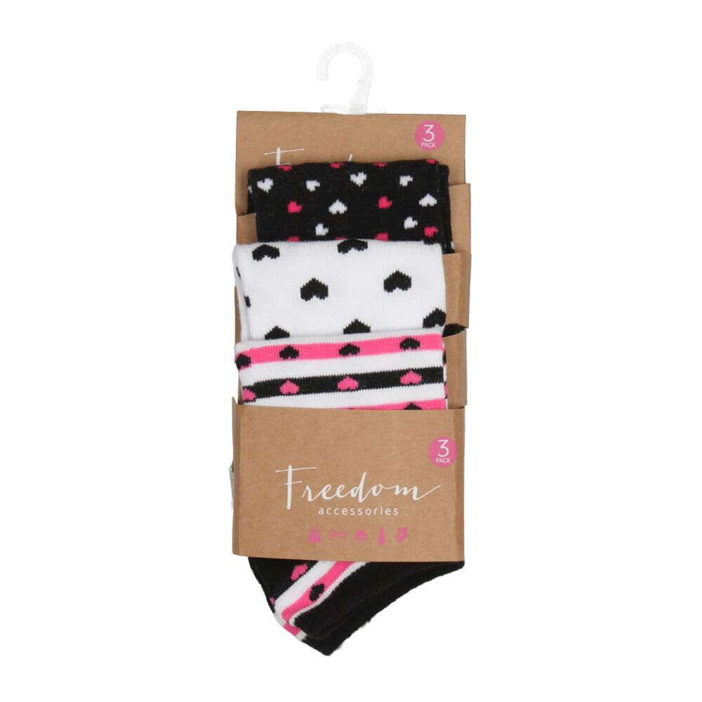 Calcetines Unisex Freedom / 3 Pares image number 0.0