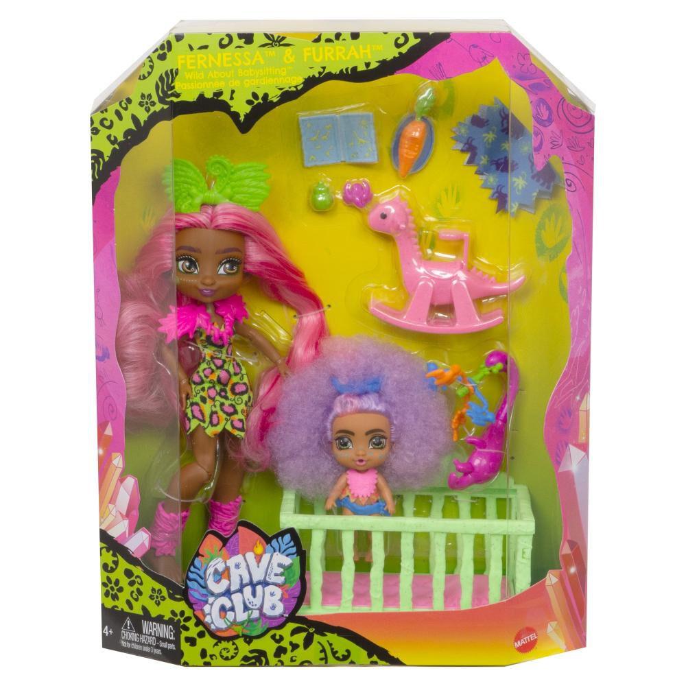 Muñeca Clave Club Babysitter 2-Pack image number 4.0