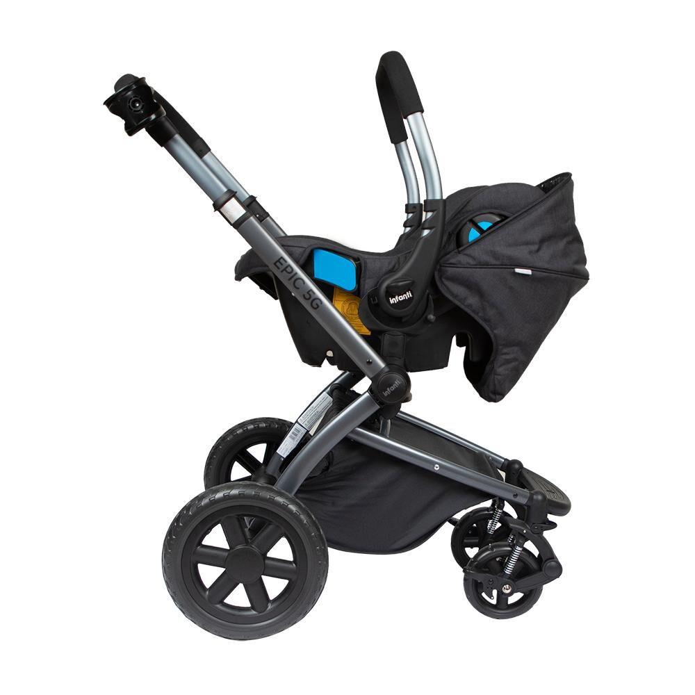 Coche Travel System Infanti Epic 5g image number 13.0