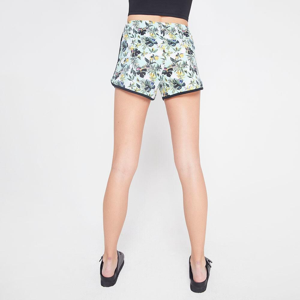 Short Corto Tipo Deportivo Mujer Freedom image number 2.0