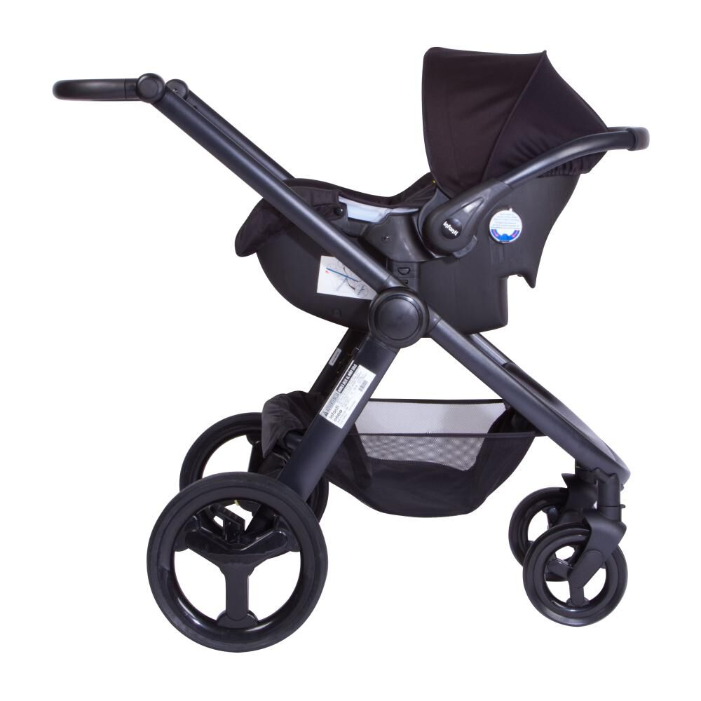 Coche Travel System Infanti Vibe P7001 image number 2.0