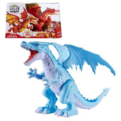 Figura De Acción Robo Alive Zuru Dragón