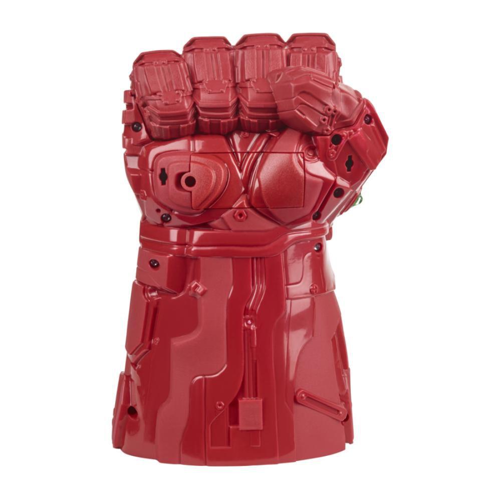Figura De Accion Avenger Iron Man Guantelete Electrónico Sfx De Película image number 4.0