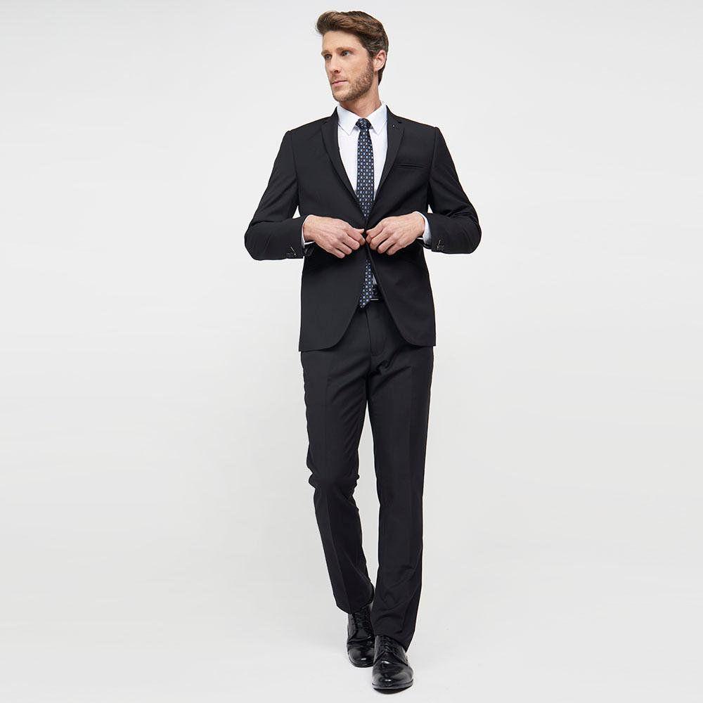 Pantalon Hombre Az Black image number 1.0