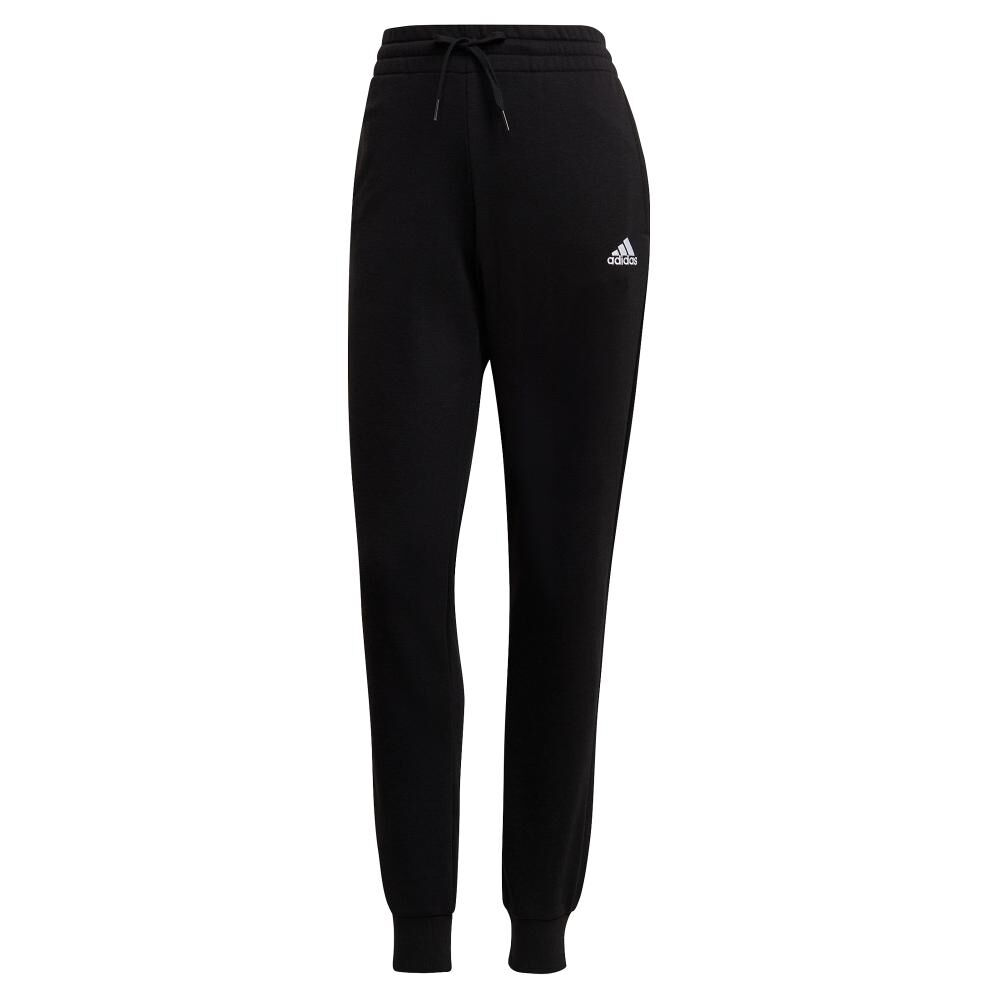 Pantalón De Buzo Mujer Adidas Essentials French Terry Logo image number 5.0