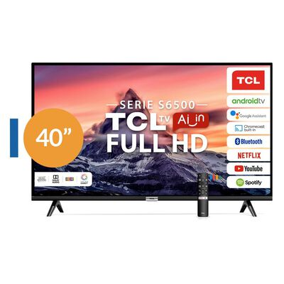 "Led TCL 40S6500 / 40"" / Full Hd / Smart Tv"
