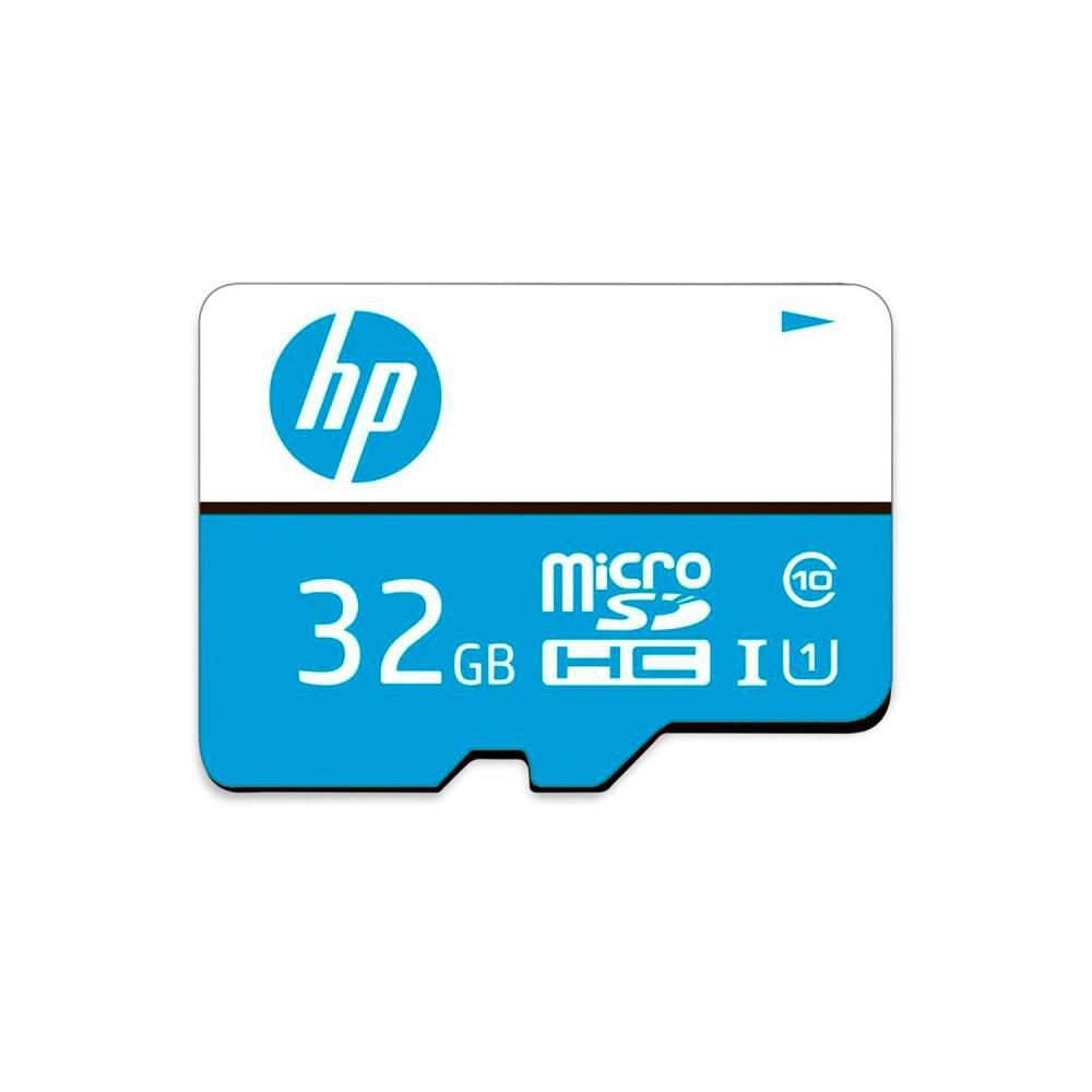 Memoria Micro Sd 32gb Hp Clase 10 image number 0.0