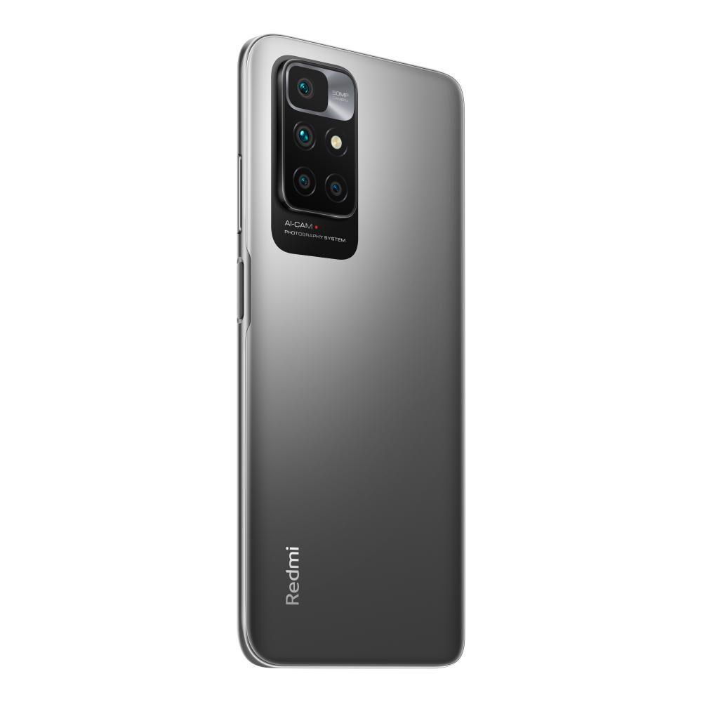 Smartphone Xiaomi Redmi 10 Grey / 128 Gb / Liberado image number 4.0