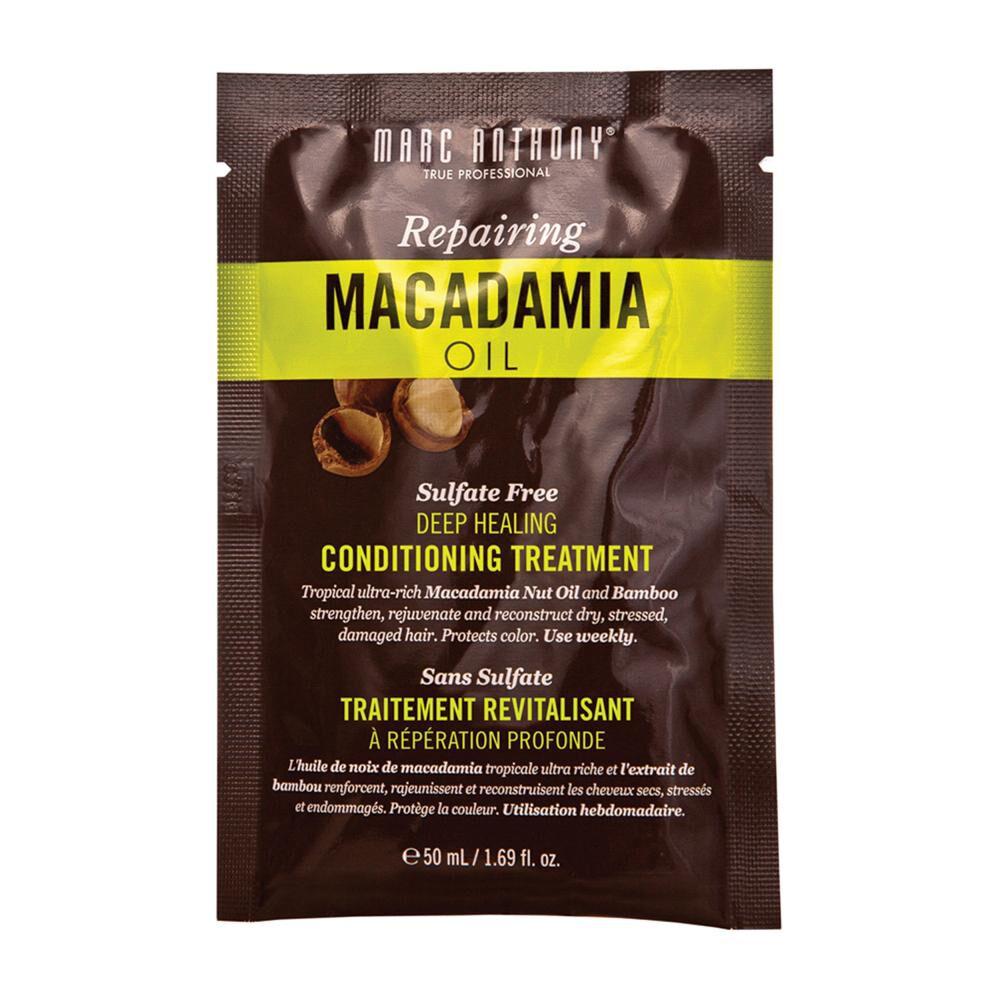 Mascarilla Capilar Repairing Macadamia Marc Anthony / 50 Ml image number 0.0