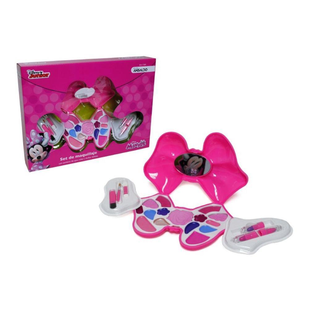 Tocador Cosmeticos Minnie Set Con Cosmeticos image number 0.0