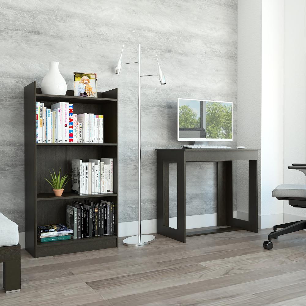 Combo Casaideal Office 4 / Biblioteca + Escritorio image number 1.0