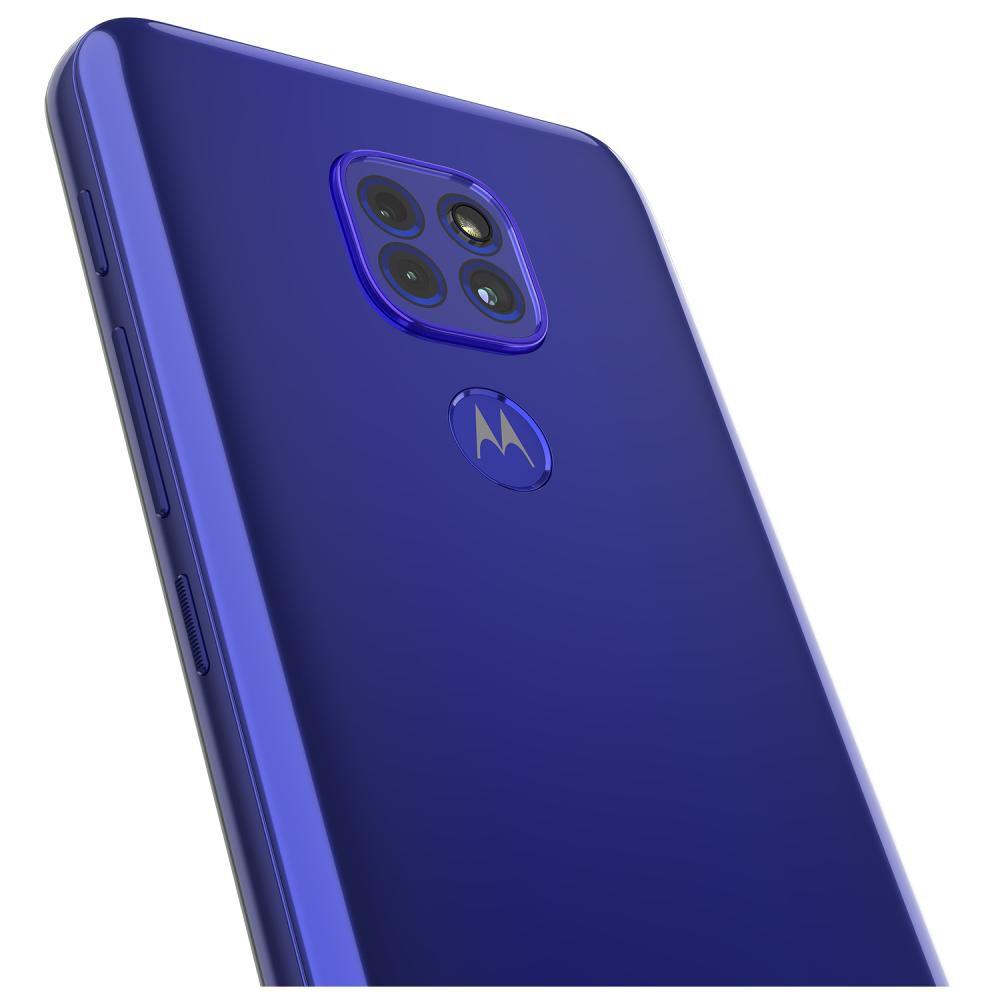 Smartphone Motorola G9 Play Azul / 64 Gb / Liberado image number 2.0