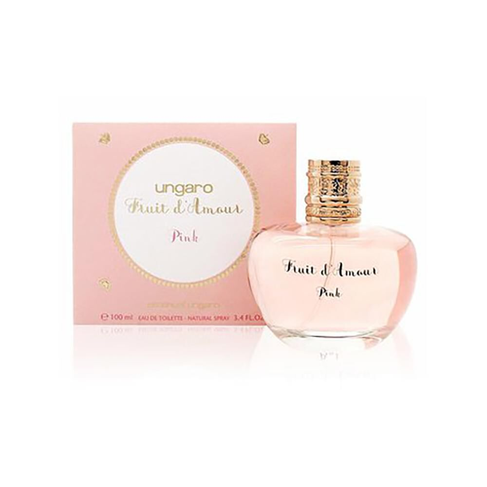 Perfume Fruit D'amour Pink Ungaro / 100 Ml / Edt image number 0.0