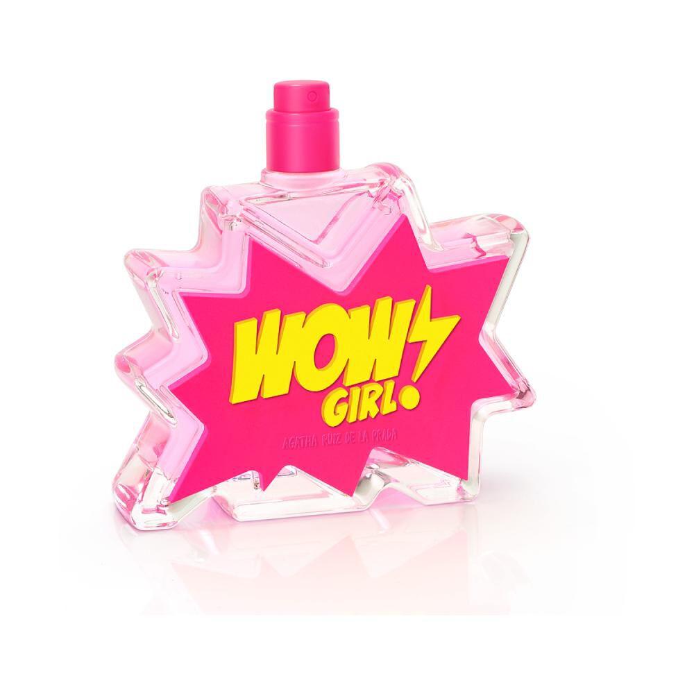 Perfume Agatha Ruiz Wow Girl/ 80 Ml / Edt image number 1.0