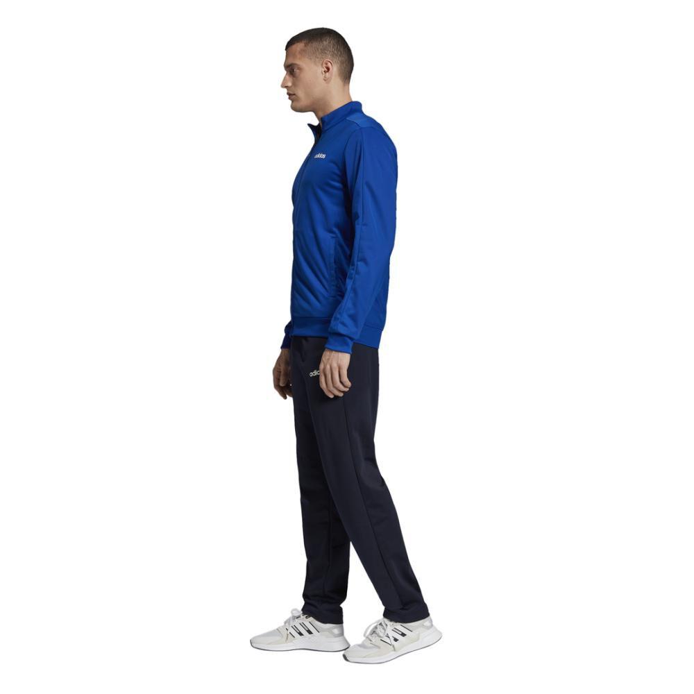 Buzo Hombre Adidas Essentials Basics image number 6.0