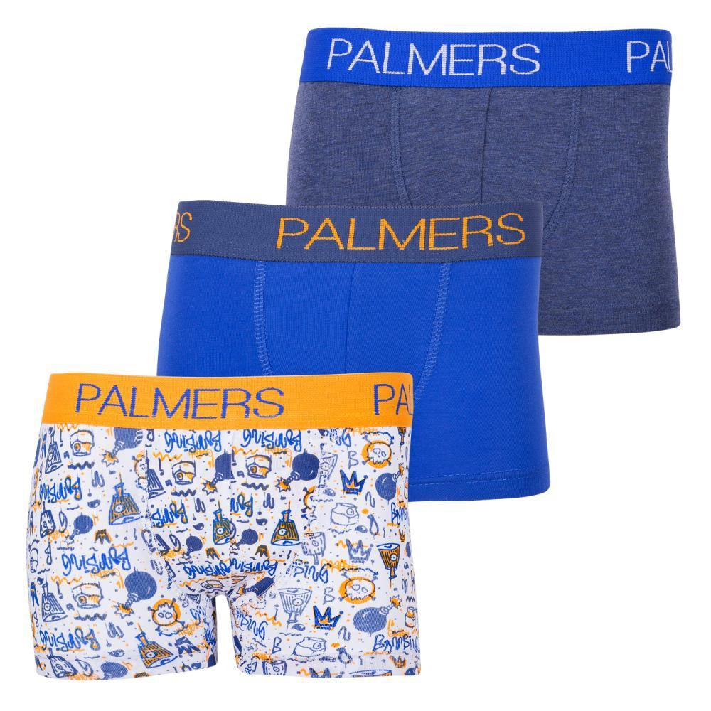 Boxer Palmers  / 3 Unidades image number 0.0