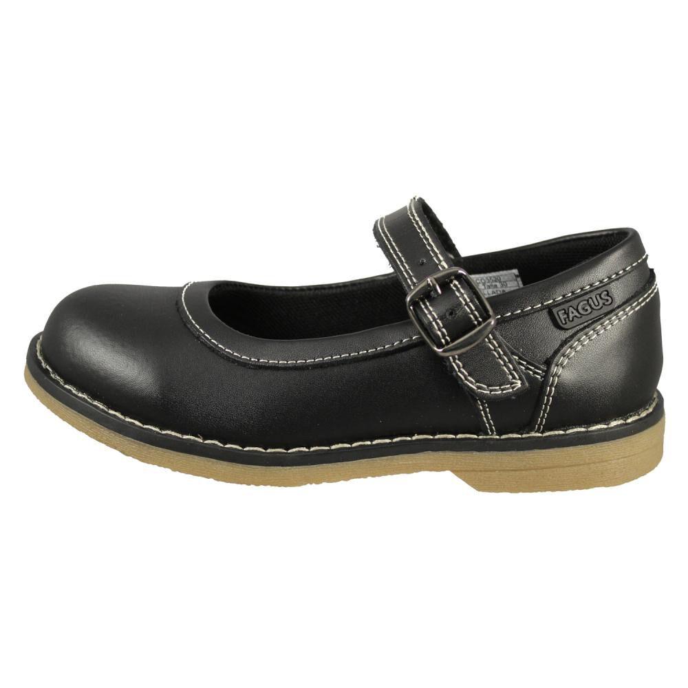 Zapato Mafalda Escolar Niña Fagus image number 5.0