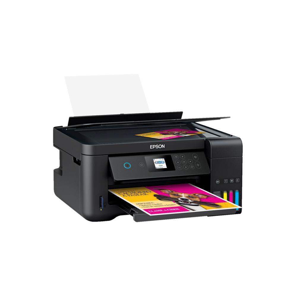Impresora Multifuncional Epson Ecotank L4160 image number 1.0
