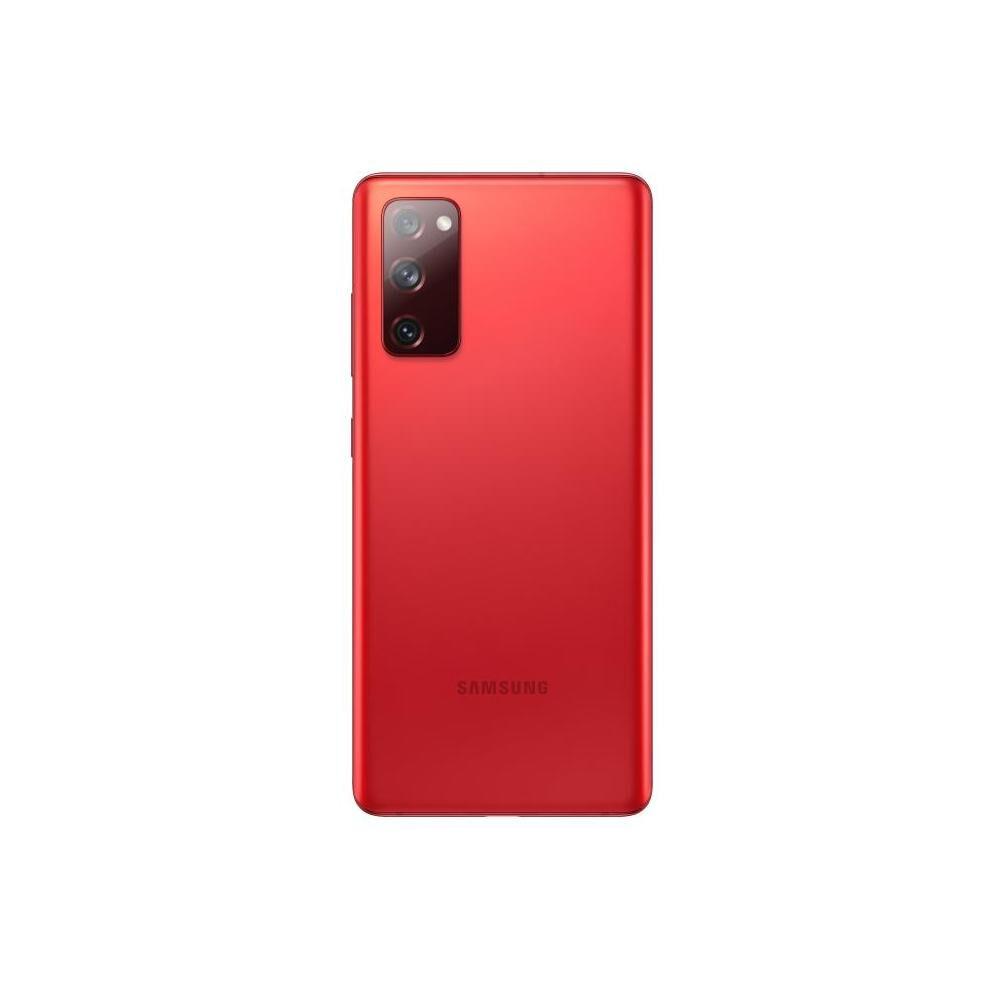 Smartphone Samsung S20 Fe Cloud Red / 128 Gb / Liberado image number 2.0