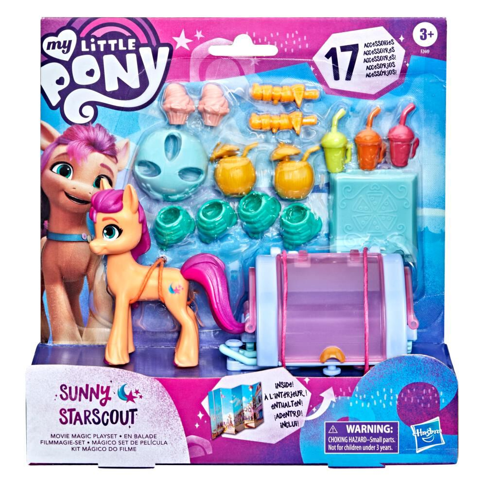 Figura Coleccionable My Little Pony Movie Core image number 1.0