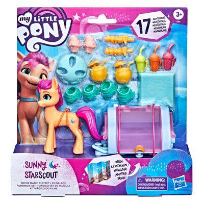 Figura Coleccionable My Little Pony Movie Core