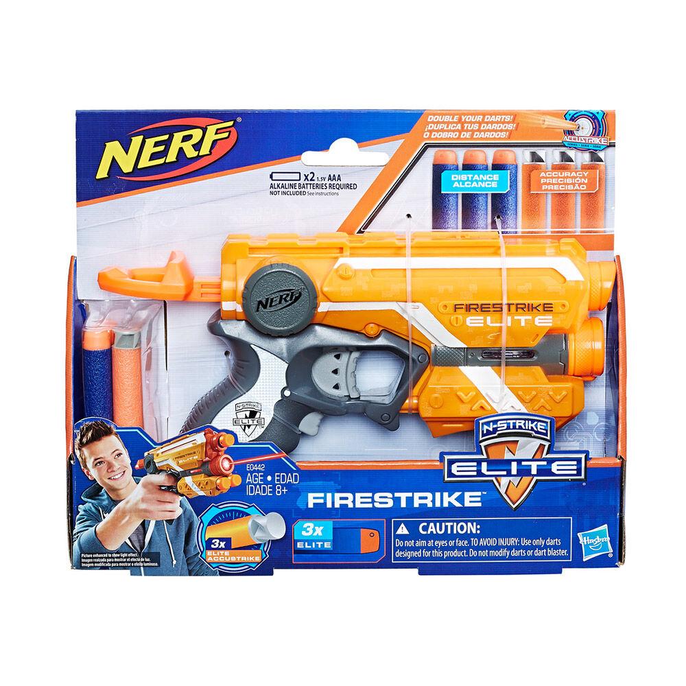 Lanzador Nerf N-Strike Elite Firestrike image number 1.0