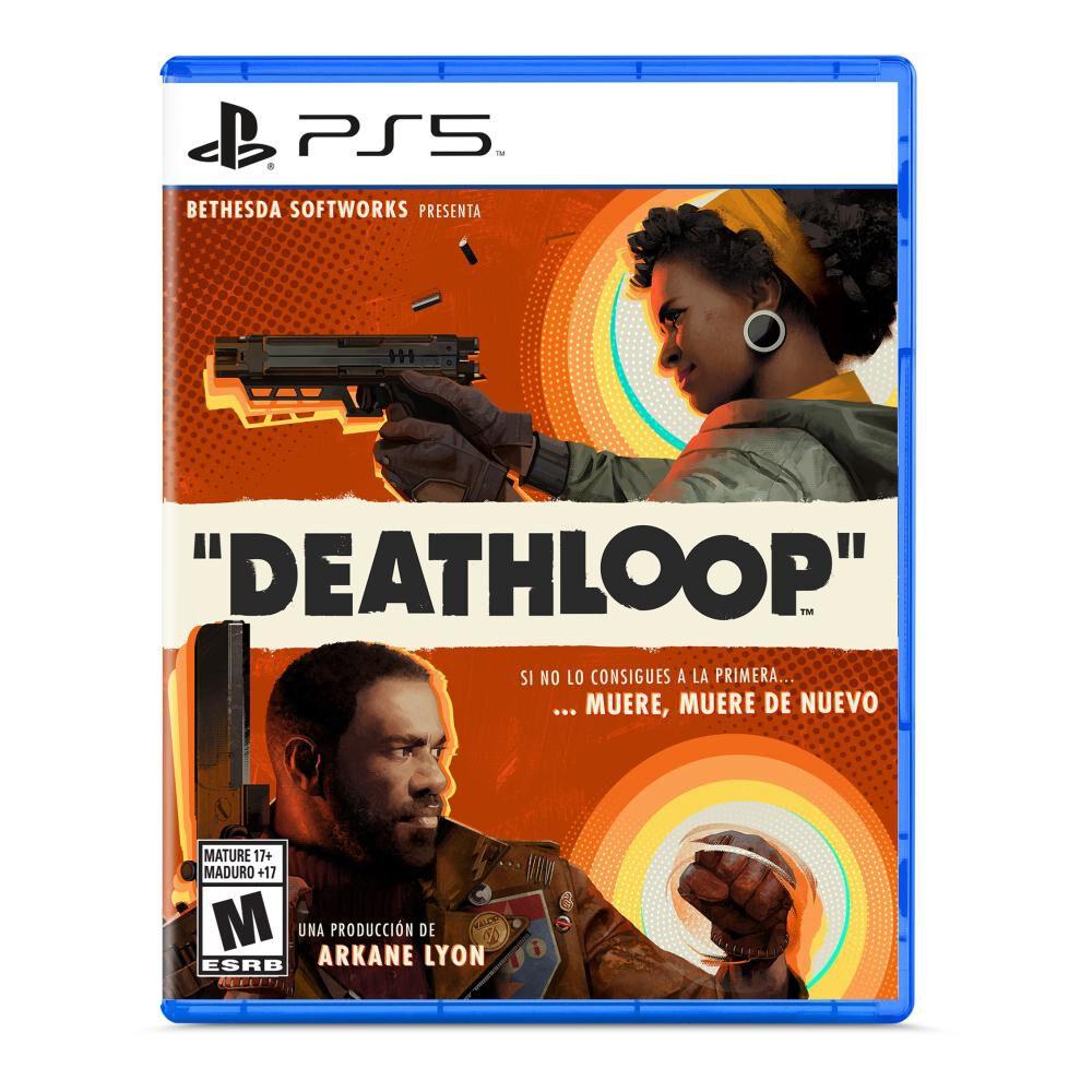 Juego Playstation 5 Sony Deathloop image number 0.0