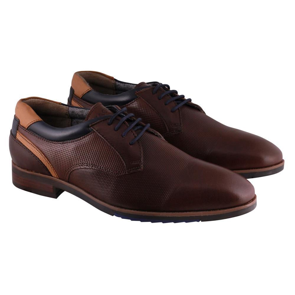 Zapato De Vestir Hombre Fagus image number 4.0