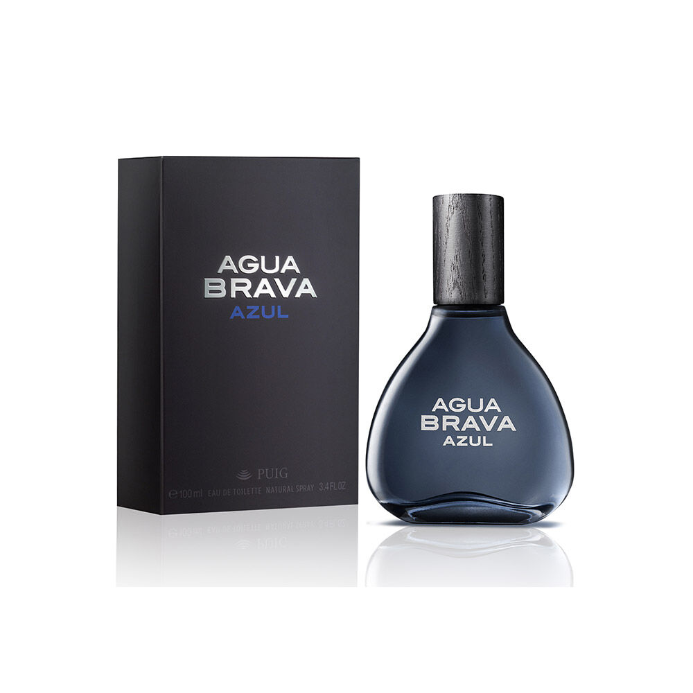 Perfume Agua Brava Azul Men Edt / 100 Ml image number 0.0