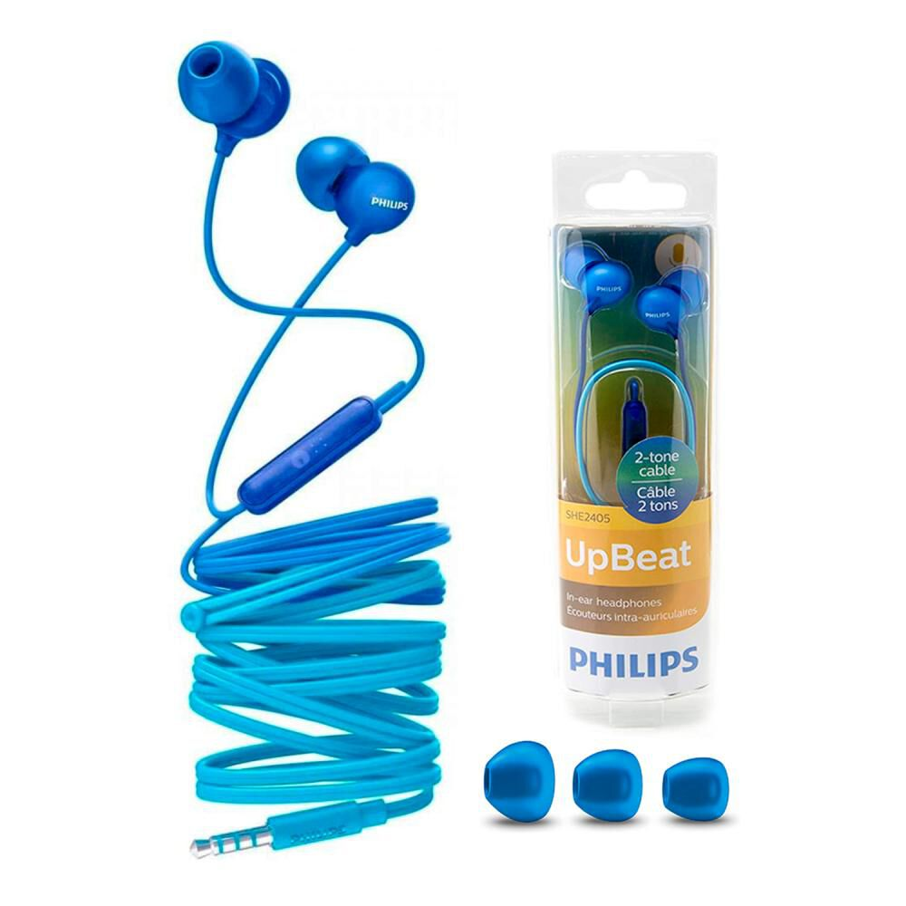Audífonos Philips Manos Libres She2405 image number 0.0