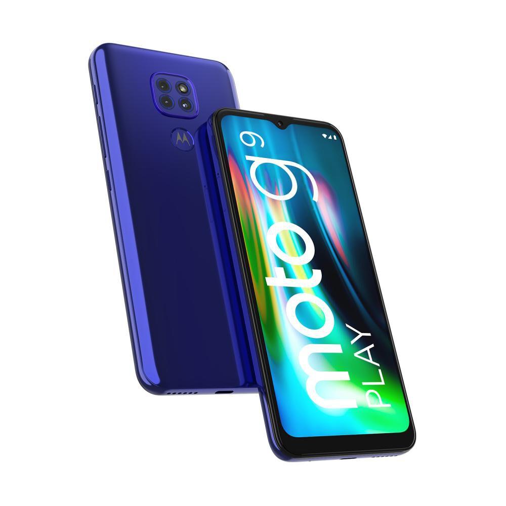 Smartphone Motorola G9 Play Azul / 64 Gb / Liberado image number 7.0