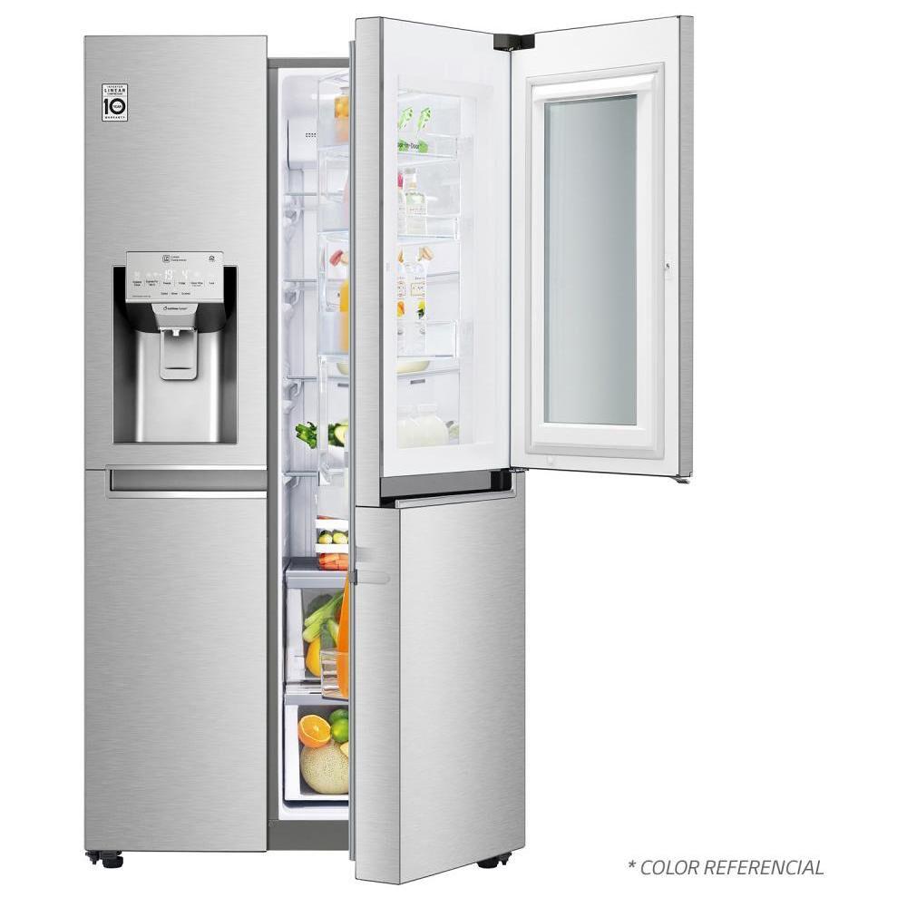 Refrigerador Side by Side LG LS64SXP / No Frost / 592 Litros image number 2.0