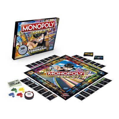Juegos Familiares Monopoly Speed