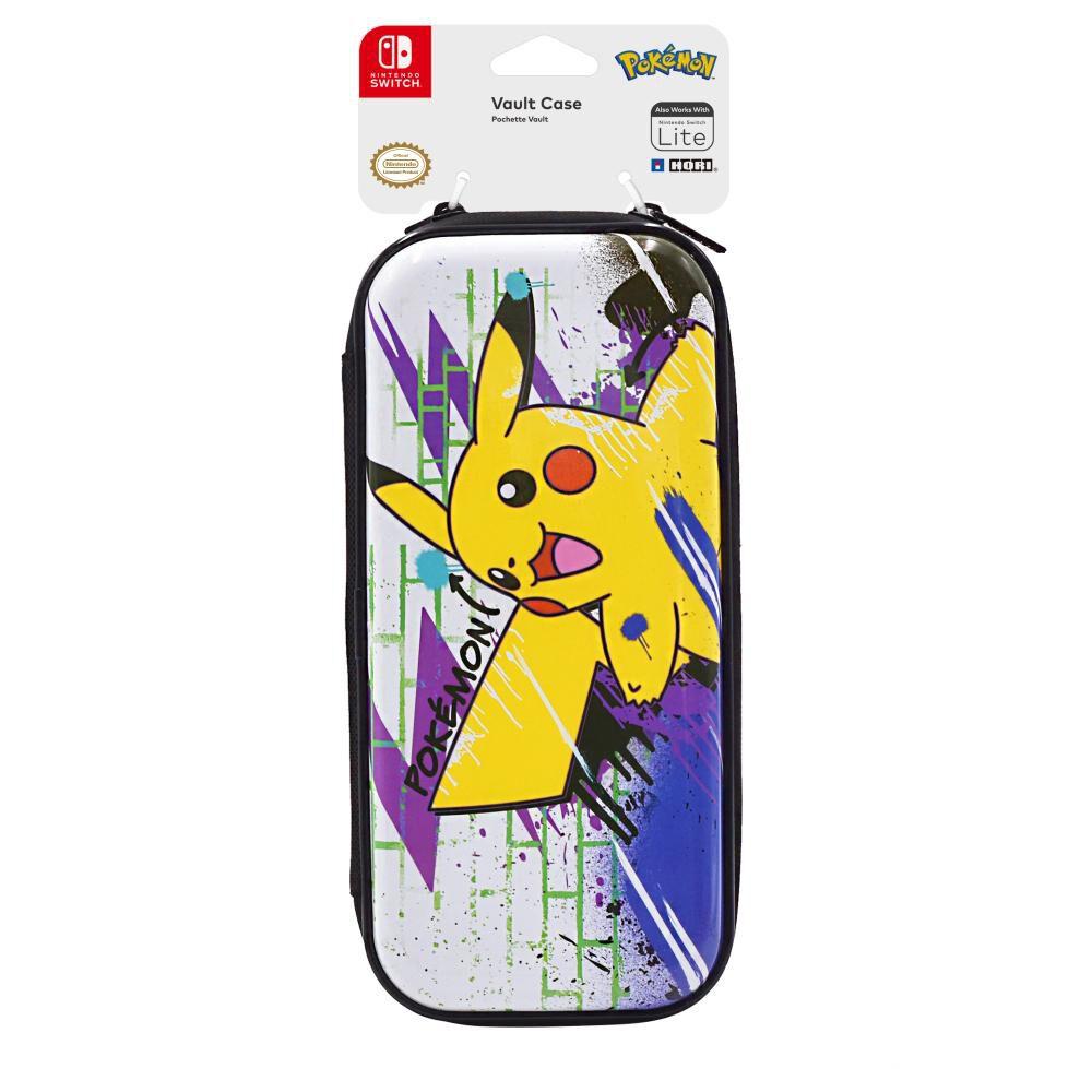 Estuche Nintendo Switch Hori Vault Case Pikachu image number 4.0