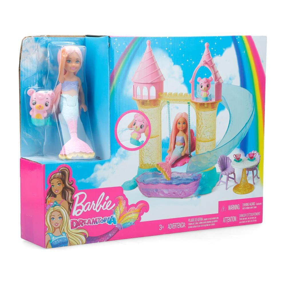 Muñeca Barbie Dreamtopia image number 1.0