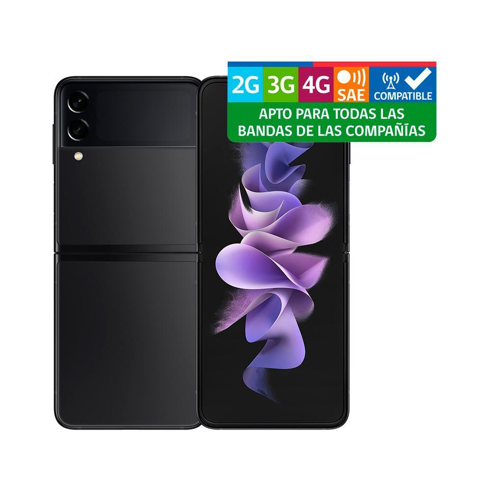 Smartphone Samsung Galaxy Z Flip 3 Negro / 128 Gb / Liberado image number 9.0
