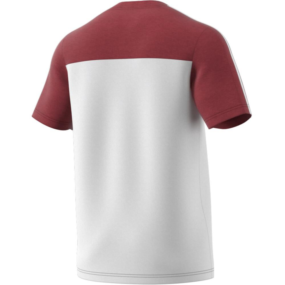 Polera Hombre Adidas Essentials Tape T-shirt image number 1.0