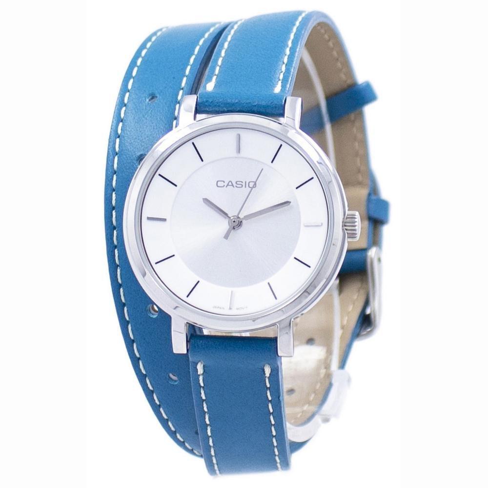 Reloj Casual Mujer Casio Ltp-e143dbl-3adr image number 0.0