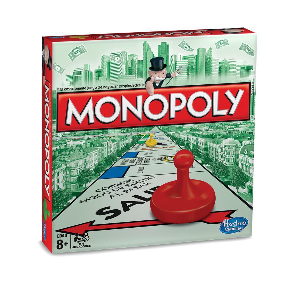 Juegos Familiares Hasbro Monopoly Modular image number 0.0