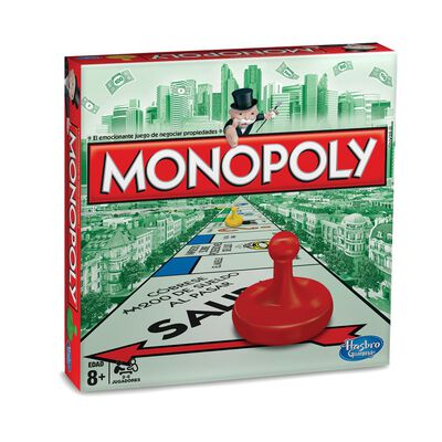 Juegos Familiares Hasbro Monopoly Modular