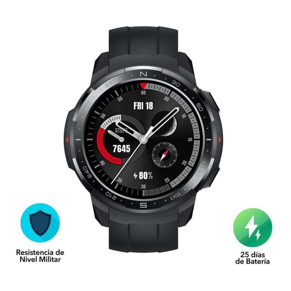 Smartwatch Honor Gs Pro + Earbuds 2 Lite / 4 Gb image number 1.0