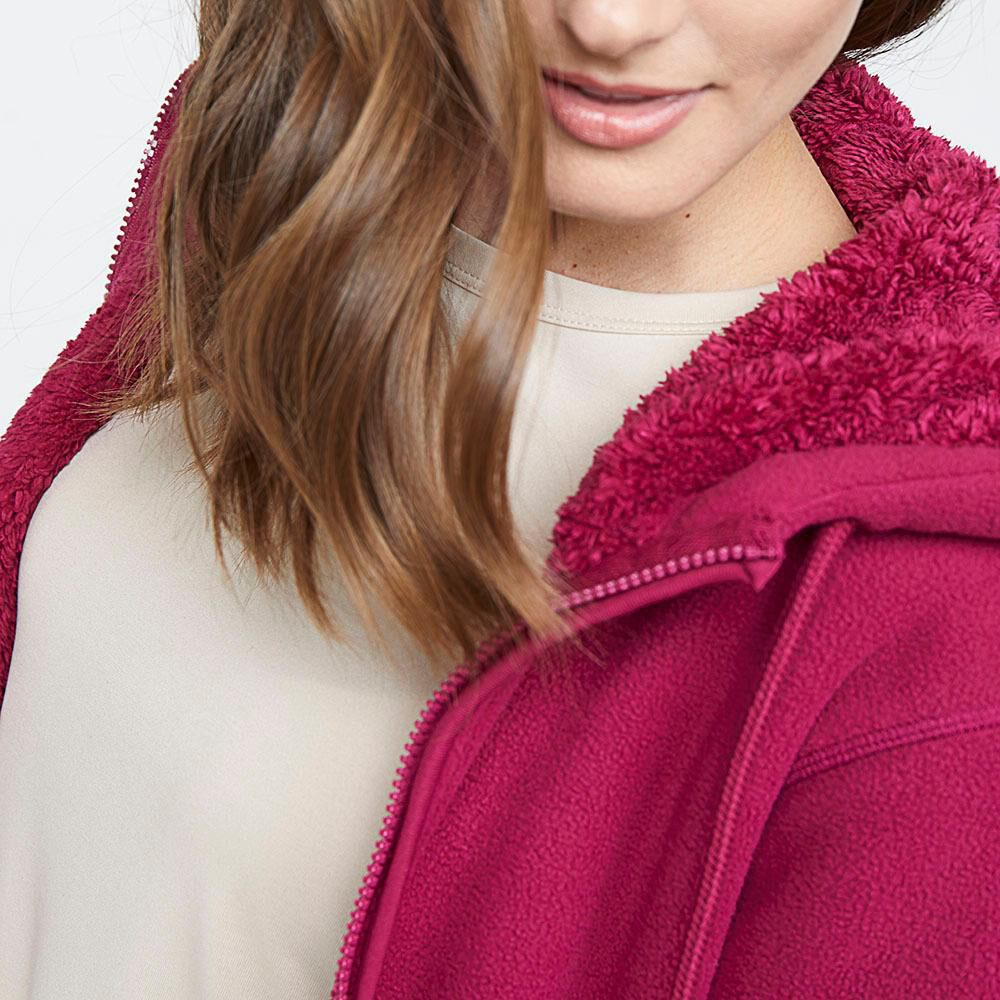Chaqueta Reversible Mujer Geeps image number 3.0