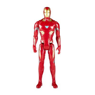 Figura De Acción Hasbro Marvel Iron Man