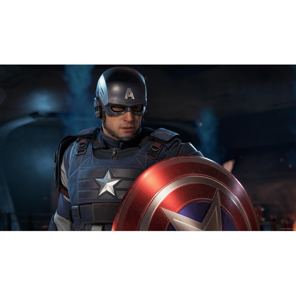 Juego Sony Marvels Avengers image number 4.0