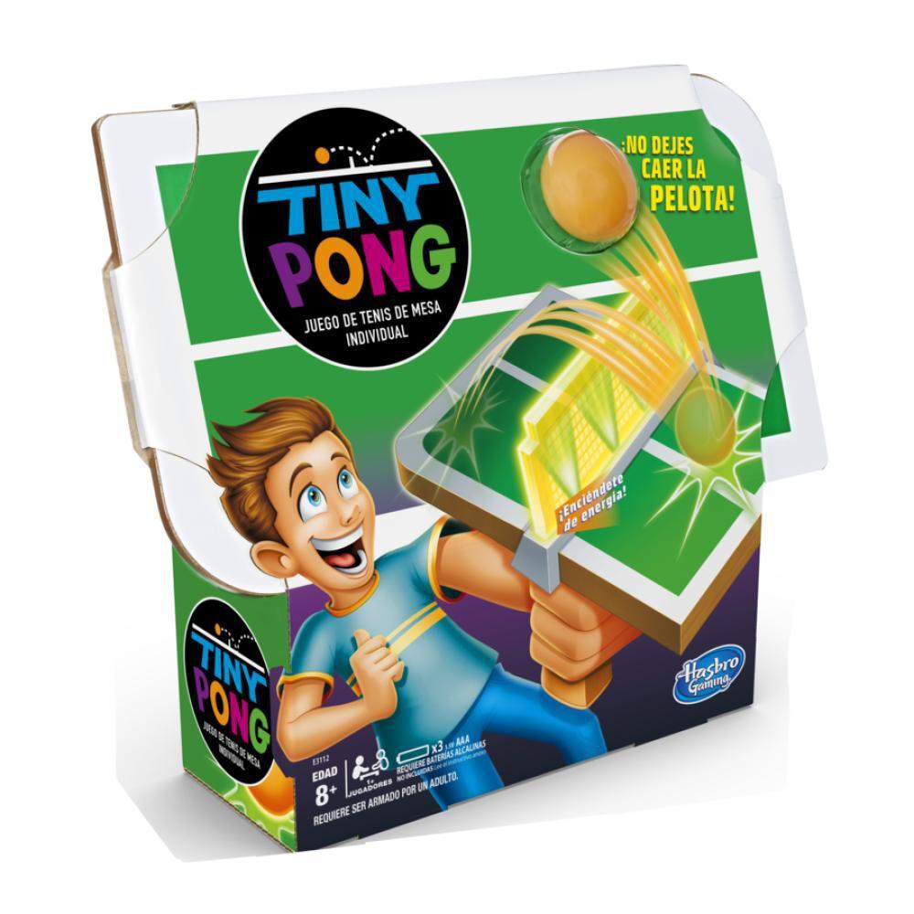 Juegos Familiares Games Tiny Pong image number 4.0