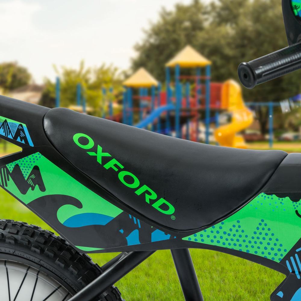 Bicicleta Infantil Oxford Motobike 16 / Aro 16 13 image number 4.0